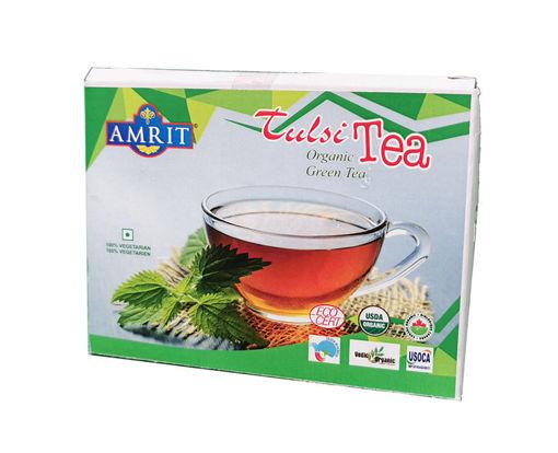 Picture of Amrit Tulsi Green Tea