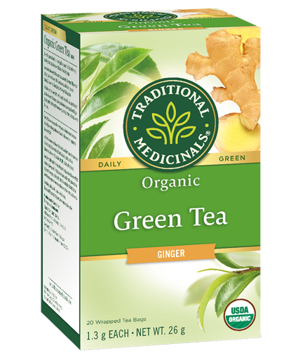 Picture of Green Tea Ginger