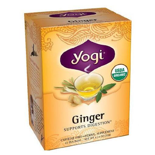 Picture of YOGI Ginger Tea