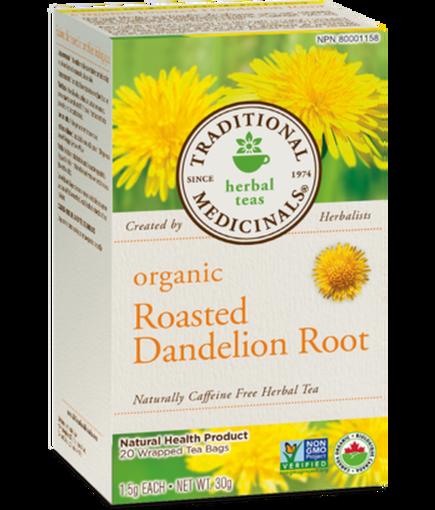 Picture of Roasted Dandelion Tea