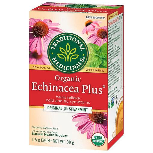 Picture of Organic Echinacea Plus Tea