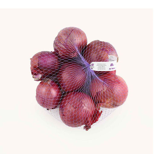Picture of Onion Red Bagged - 3 lb