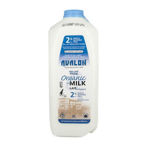 Picture of Organic 2% Milk - Avalon