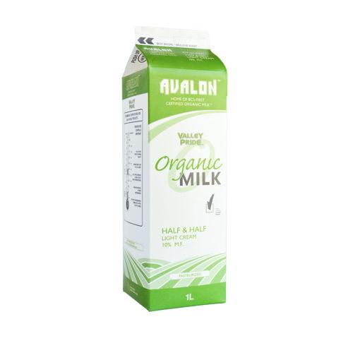 Picture of Organic Half & Half Cream