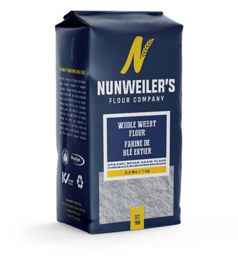 Picture of Whole Wheat Flour, Nunweiler's, Organic