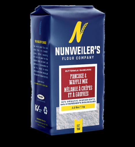 Picture of Buttermilk Pancake & Waffle Mix Organic Nunweilers