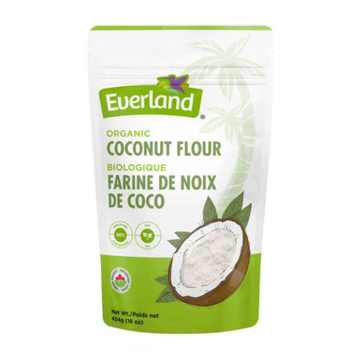 Picture of Gluten Free Coconut Flour Organic Everland
