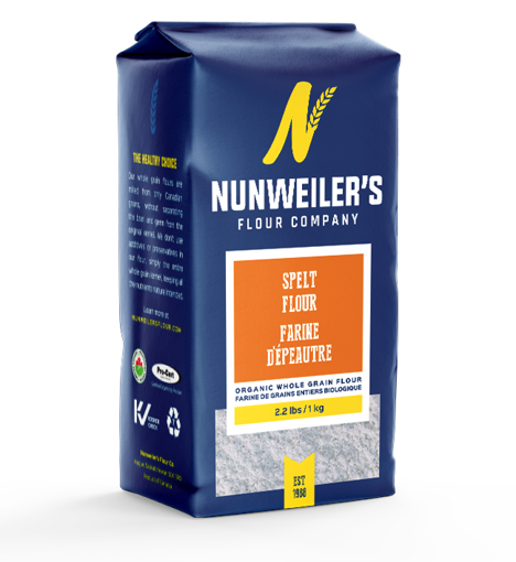 Picture of Whole Grain Spelt Flour Organic Nunweiler's