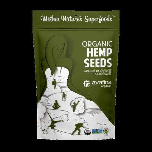 Picture of Hemp Seeds Organic, Avafina