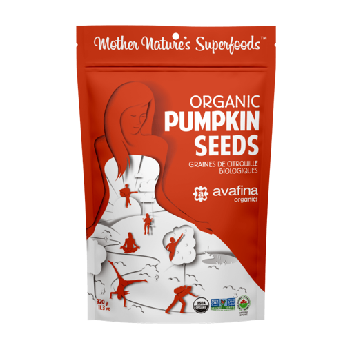 Picture of Pumpkin Seeds Organic, Avafina