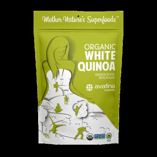 Picture of White Quinoa Organic, Avafina