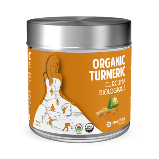 Picture of Turmeric  Organic, Avafina