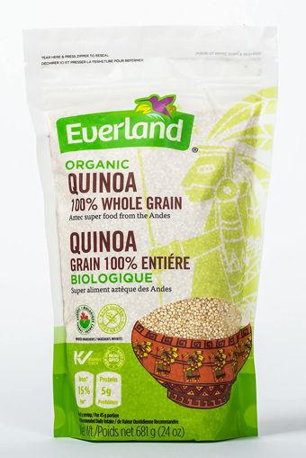Picture of Quinoa White  Organic, Everland