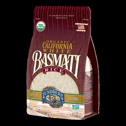 Picture of White Basmati Rice Organic, Lundberg