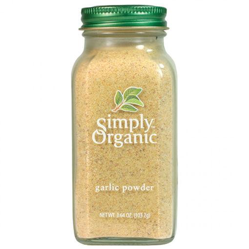 Picture of Garlic Powder Simply Organic