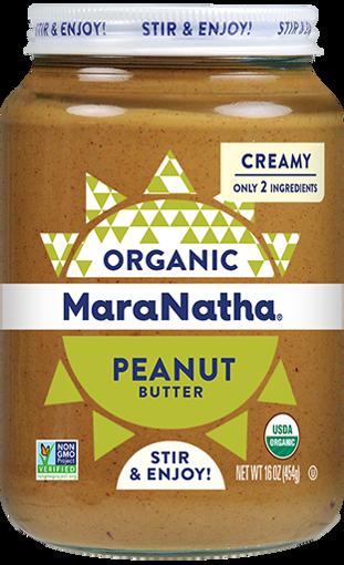 Picture of Creamy Peanut Butter Organic, MaraNatha