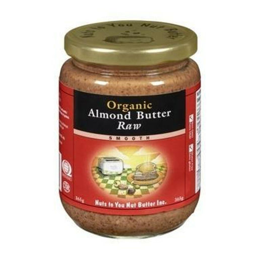 Picture of Raw Almond Butter Organic, Nuts To You