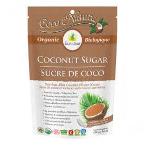 Picture of Coconut Sugar Organic Coco Natura Ecoideas