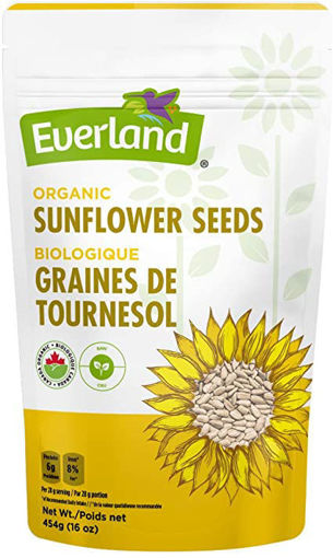 Picture of Sunflower Seeds Organic Everland