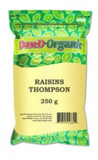 Picture of Raisins Thompson Organic, Dan-D