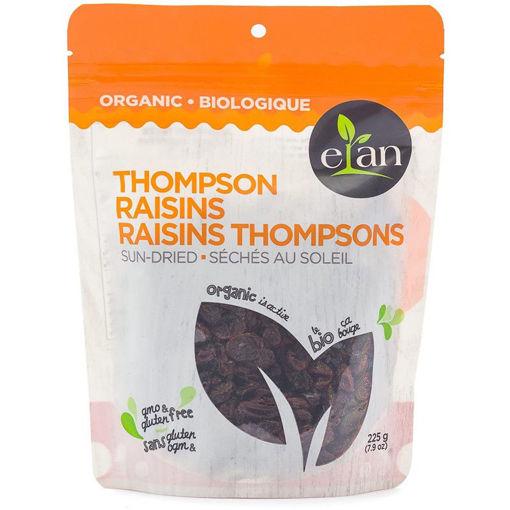 Picture of Raisins Thompson Sun-Dried Organic, ELAN