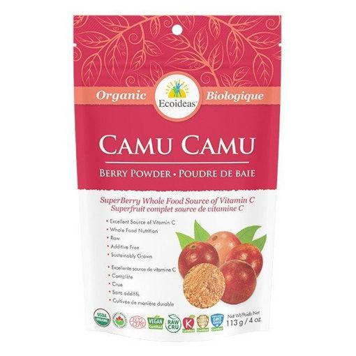 Picture of Camu Camu Berry Powder Raw Organic, Ecoideas