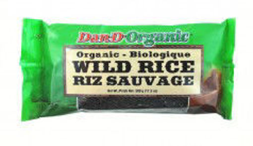 Picture of Rice Wild Organic, Dan-D