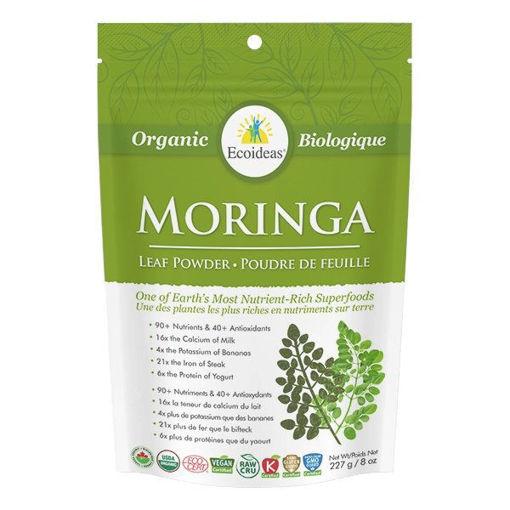 Picture of Moringa Leaf Powder Organic, Ecoideas