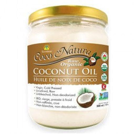 Picture of Coco Natura Coconut Oil Raw Organic, Ecoideas