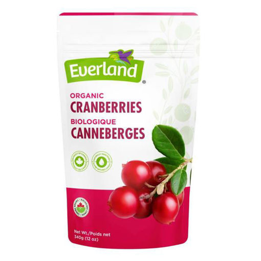 Picture of Cranberries Organic, Everland