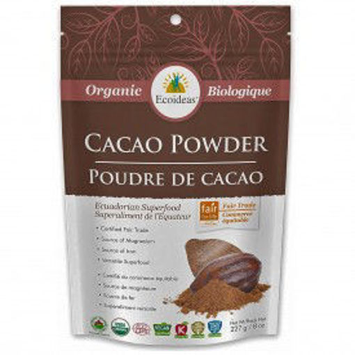 Picture of Cacao Powder Organic, Ecoideas