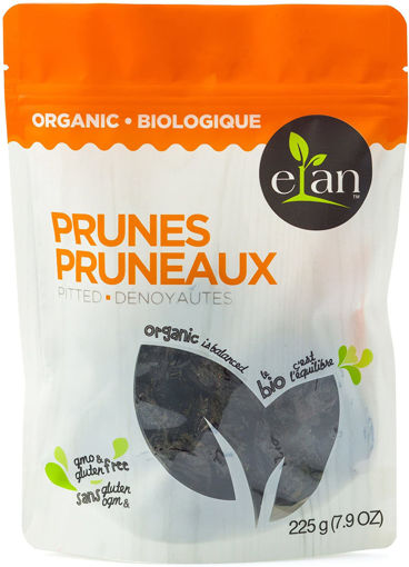 Picture of Pitted Prunes Organic, ELAN