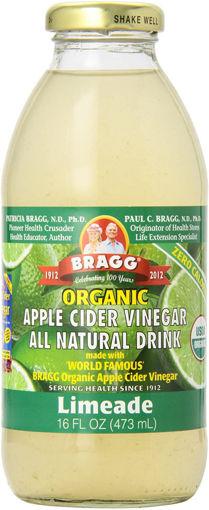 Picture of Apple Cider Vinegar & Limeade