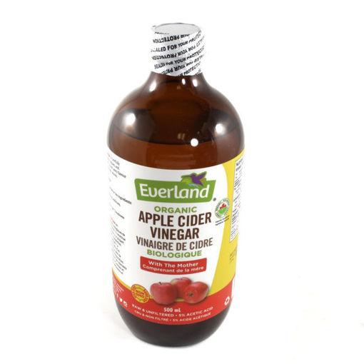 Picture of Apple Cider Vinegar Organic, Everland