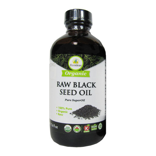 Picture of Black Seed Oil Organic, Ecoideas