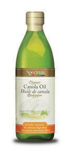 Picture of Canola Oil Organic, Spectrum Naturals