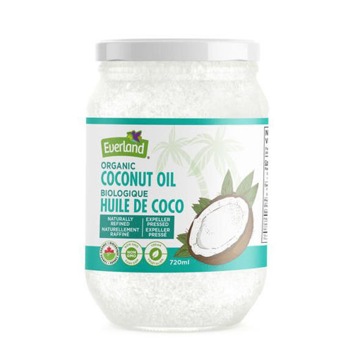 Picture of Coconut Oil Organic, Everland