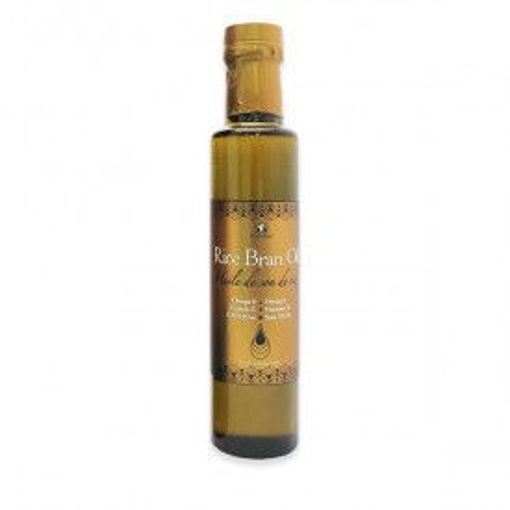 Picture of Rice Bran Oil Organic, Ecoideas