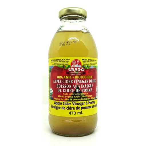 Picture of Apple Cider Vinegar & Honey