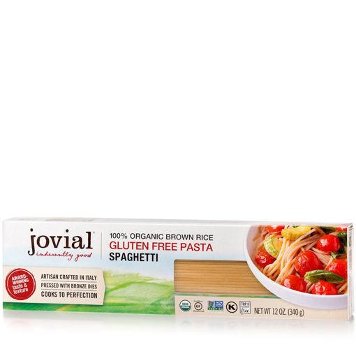 Picture of Brown Rice Spaghetti Pasta Organic, JOVIAL