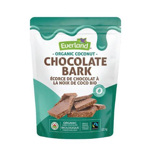 Picture of Chocolate Almond Bark Organic, Everland