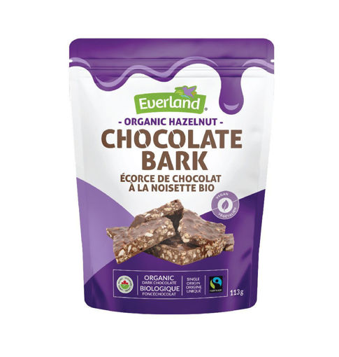 Picture of Chocolate Hazelnut Bark Organic, Everland