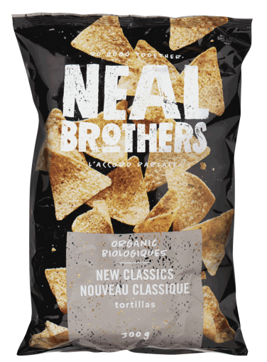 Picture of Tortilla Chips The New Classics Organic, Neal Brothers
