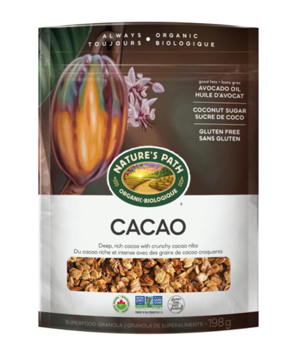Picture of Cacao Granola Organic, Nature's Path