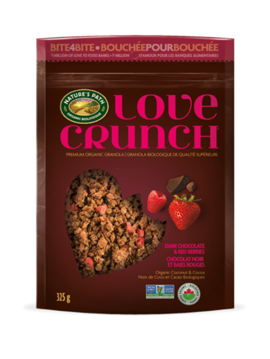 Picture of Nature's Path Love Crunch Dark Chocolate & Red Berries Organic, Nature's Path