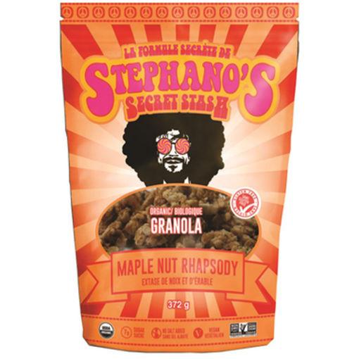 Picture of Granola Maple Nut Rhapsody Organic, Stephano's
