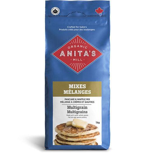 Picture of Multigrain Pancake & Waffle Mix Organic, Anita's