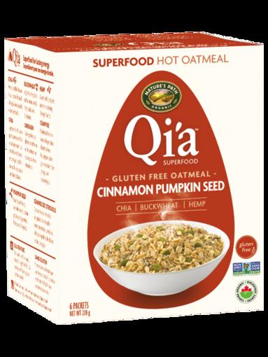 Picture of Cinnamon Pumpkin Seed Oatmeal Organic, Nature's Path