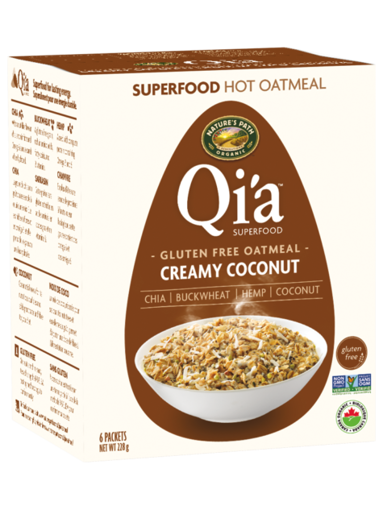 Picture of Creamy Coconut Oatmeal Organic, Nature's Path