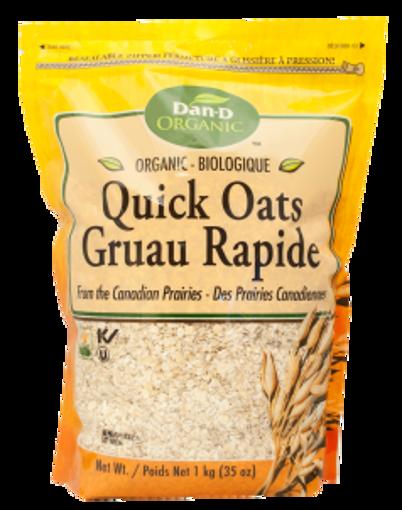 Picture of Quick Oats Organic, Dan-D Pak